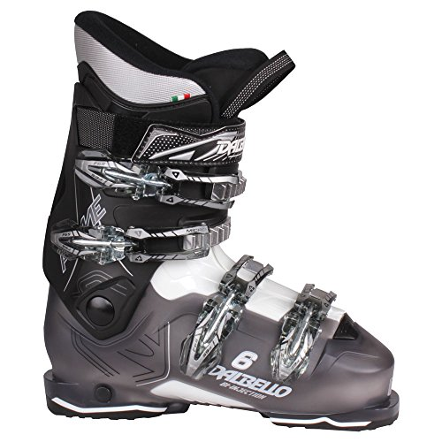 Dalbello 2015 Prime 6 Ski Boots Black/White 31.5 by Dalbello