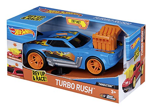 Happy People 37041 - toystate, Hot Wheels, Turbo Rush hollowback: Amazon.es: Juguetes y juegos
