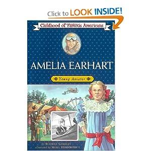 Amelia Earhart: Young Aviator Beatrice Gormley and Meryl Henderson