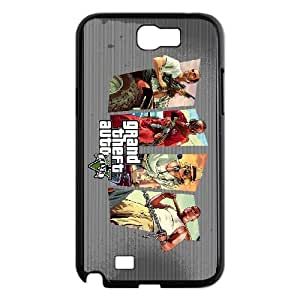 Samsung Galaxy N2 7100 Cell Phone Case Black_Grand Theft Auto V_003 Sbjgr