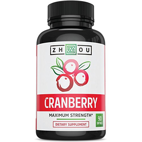 Cranberry Maximum Strength Urinary Support