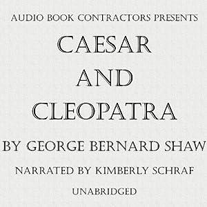 Caesar and Cleopatra Audiobook