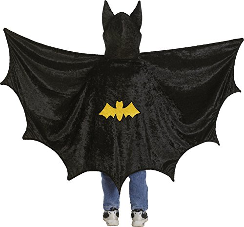Creative Education's Hooded Bat Cape - Bat Costumes For Boys
