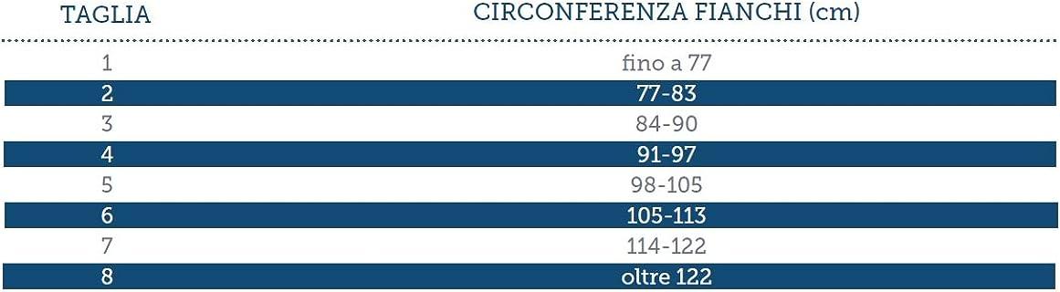Slip ernia inguinale Uomo Cotone Apertura Velcro Rinforzo Interno pelote MANIFATTURA BERNINA Derby 65135P