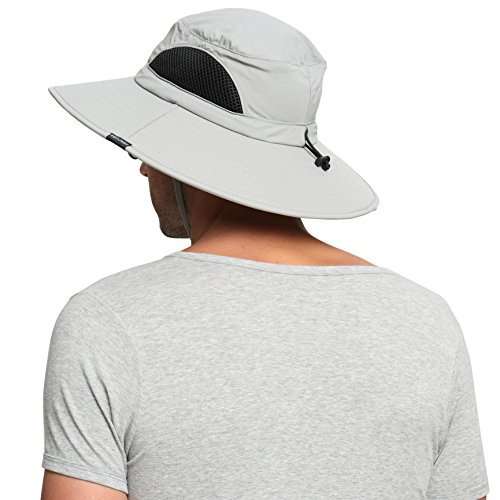 EINSKEY Men s Wide Brim Sun Hat 1eab720c20f