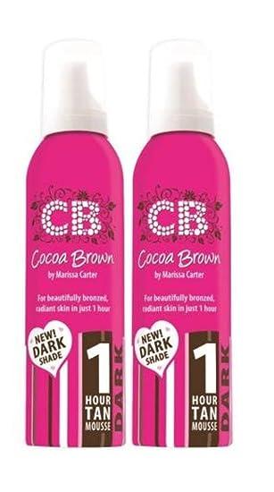 cocoa brown tan dark
