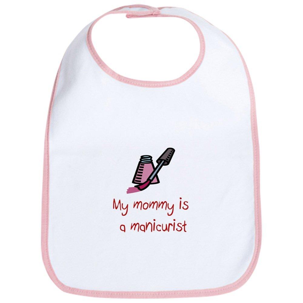 Amazon.com: CafePress - Manicurist Bib - Cute Cloth Baby Bib, Toddler Bib: Clothing