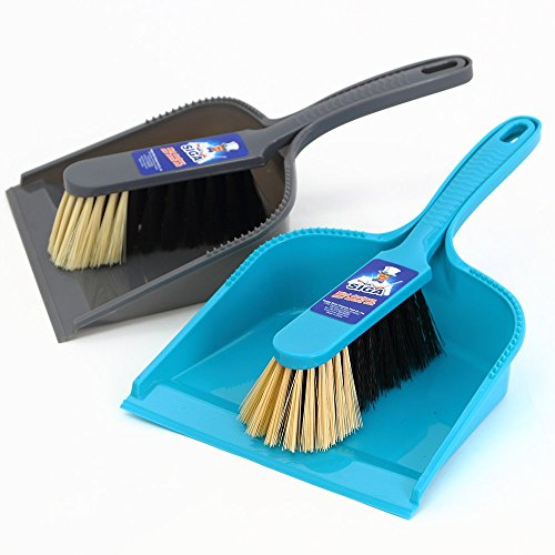 SIGA Dustpan brush pack Blue product image