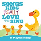 Kyпить Songs Kids Really Love To Sing: 17 Playtime Songs на Amazon.com