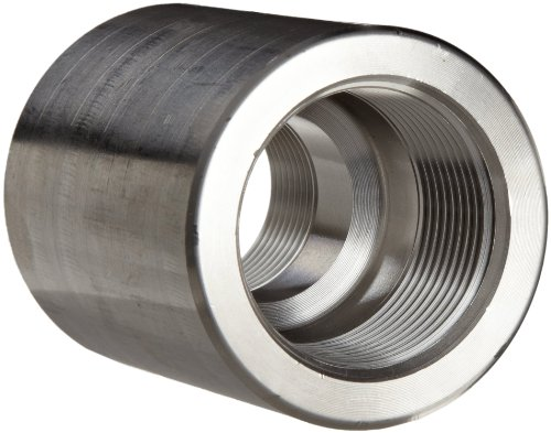 304/304L Forged Stainless Steel Pipe Fitting, Reducing Coupling, Class 3000, 3/8