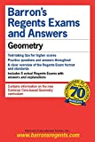 Geometry (Barron's Regents Exams and Answers Books)