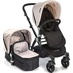 babyroues Letour IIB Stroller, Tan