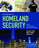 img - for Introduction to Homeland Security: Policy, Organization, and Administration book / textbook / text book