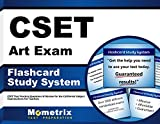 CSET Art Exam Flashcard Study System: CSET Test Practice Questions & Review for the California Subject Examinations for Teachers (Cards)