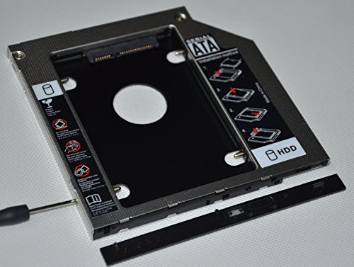 Deyoung 2nd SSD HDD Hard Drive Caddy for Dell Inspiron for sale  Delivered anywhere in USA