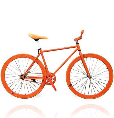 Bicicleta Fixie Colores Único: Amazon.es: Jardín