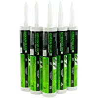 Case of Green Glue Noiseproofing Compound - 12 Tubes by Green Glue Company