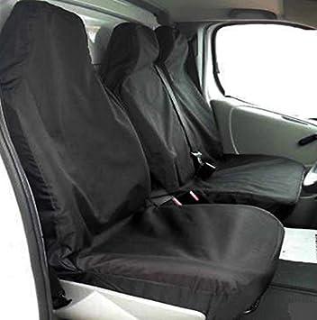 Vivaro LWB Sportive Heavy Duty Van Seat Covers