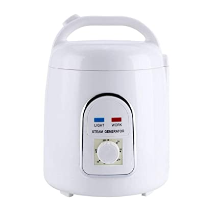 1.8L Portable Steamer Pot Machine Home Spa Steam Sauna Slimming SKIN BEAUTY