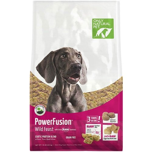 Only Natural Pet PowerFusion Wild Feast 18 lb
