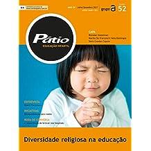 Revista Pátio Educação Infantil 52: Diversidade religiosa na educação (PEI) (Portuguese Edition)