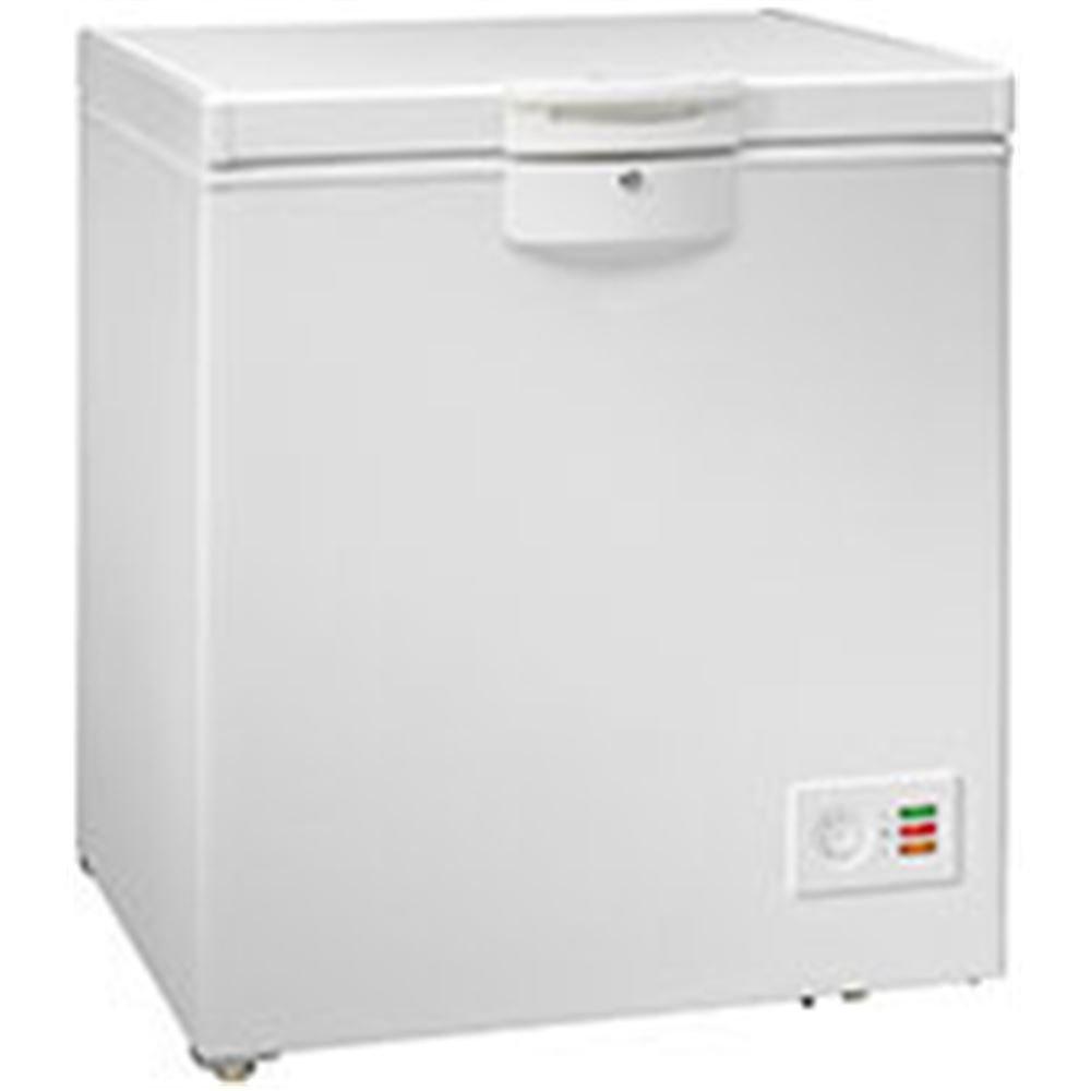 Smeg CO142 Independiente Baúl 129L A++ Blanco - Congelador (Baúl, 129 L, 7 kg/24h, SN-T, A++, Blanco)