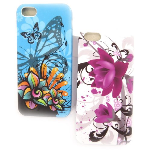 2 hull designer 'Floralies' iphone 5g.