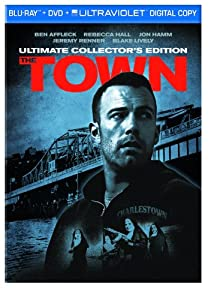 Cover Image for 'Town (Blu-ray/DVD Ultimate Collector's Edition), The'