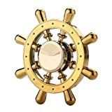 Kebaina Fidget Hand Spinner Finger Toy for Killing Time,Relieves Stress and Anxiety A3(Cold)