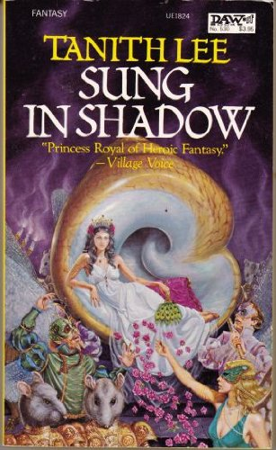 book cover of Sung in Shadow