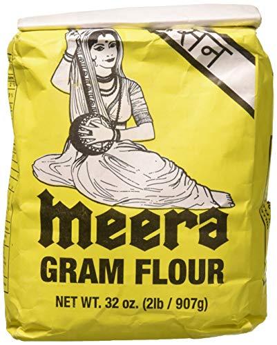 (Meera Besan (Gram Flour) 2lb)