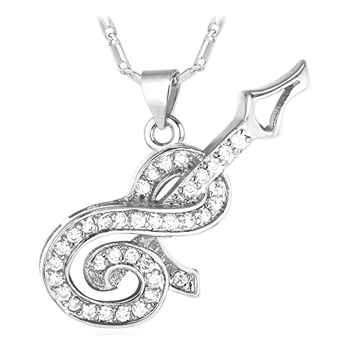 Musical Jewelry Stainless Electric Necklace