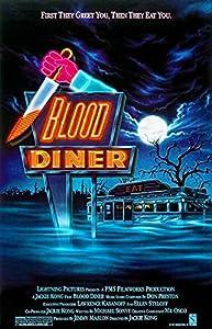 Blood Diner - 1987 - Movie Poster