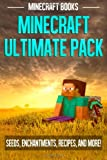 Minecraft Ultimate Pack, Minecraft Books, 1494921294