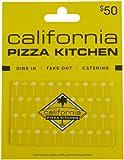 California Pizza Kitchen Gift Card $50