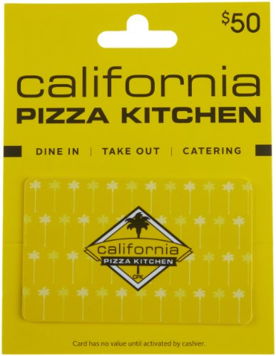 Pizza Gift Card - California Pizza Kitchen Gift Card $50