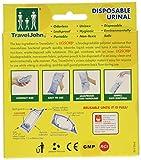 TRAVEL JOHN Wegwerf Urinal Bild 2
