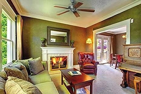 Illuminazione Per Soffitti Alti : Ventilatore da soffitto per interni nevada da cm in