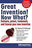Great Invention! Now What?, Charles B. McGough, 1770401970