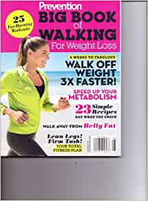BIG BOOK of WALKING for WEIGHT LOSS - 25 Fat-Burning ...