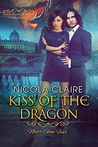 book cover of Kiss Of The Dragon