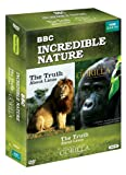 BBC Incredible Nature - The Truth about Lions + Mountain Gorilla