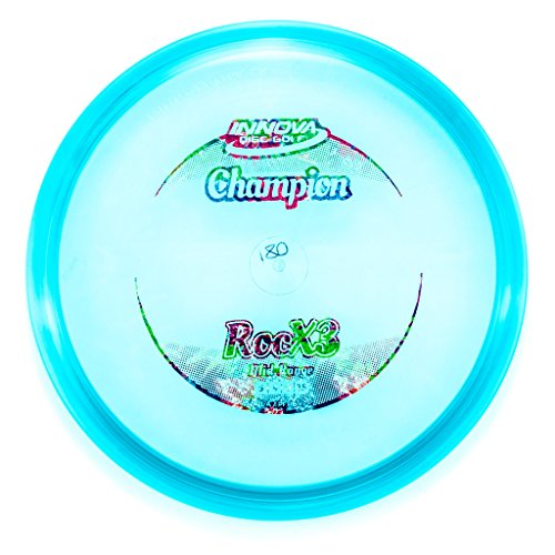 Innova Champion RocX3 Mid-Range Golf Disc [Colors may vary] - - Golf Mid Roc Disc Range
