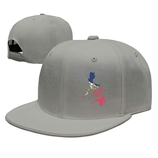 Filipino Map Philippines Flag Dad Hat Bill Hat Baseball Cap Hat Falt Hat at  Amazon Men s Clothing store  30b5027c9b9