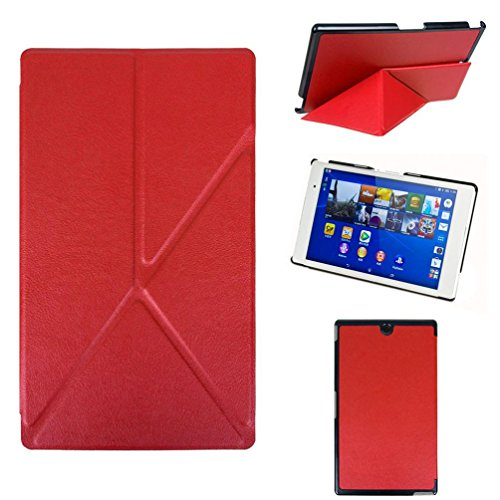 Tablet Case for Xperia Tablet Z3 Red) - 3