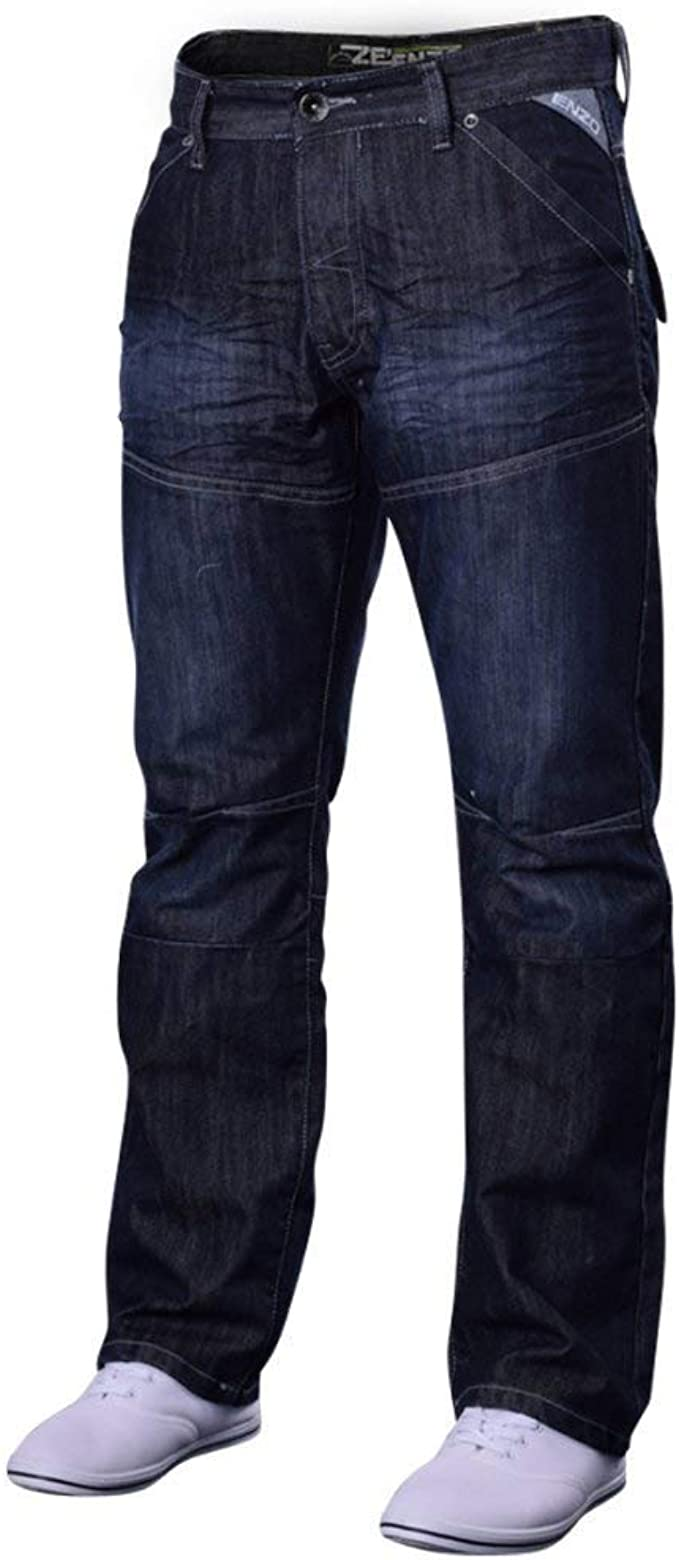 Uomo Straight Ze ENZO Jeans