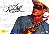 The Lone Ranger Original Series Season 1 & 2 | 12 Discs | NON-USA Format | PAL | Region 4 Import - Australia