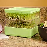 Gardens Alive! Two-Tiered Seed Sprouter with