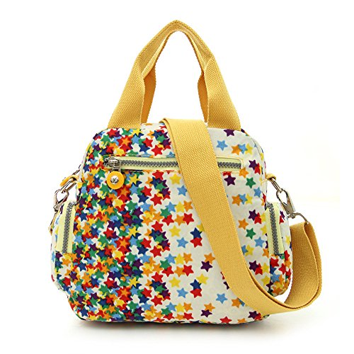 Free trip kipling style nylon figured cloth shoulder bag fashion women Versipacks/handbag
