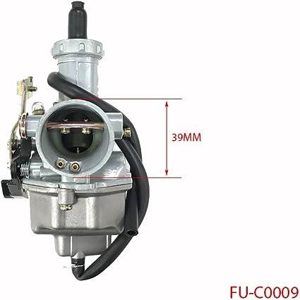 pz27 27 mm cable Choke Carburador Para Honda Fourtrax 200 250 trx200 trx200sx TRX250 trx250ex